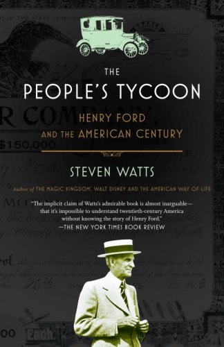 Steven Watts - The People's Tycoon