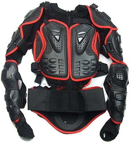 Motorcycle Parts Full Body Protective Jacket Spine Chest Gear Armor Off Road Protector Motorcross Racing Clothing Size M Fit For Ducati Hypermotard 796 1100 Elefant 750