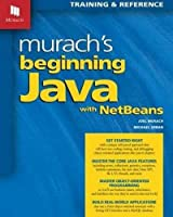 Murach's Beginning Java with NetBeans Front Cover