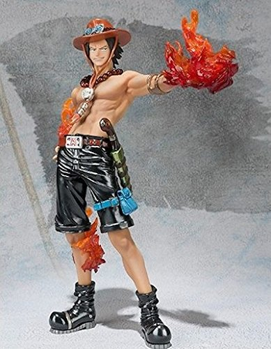 ONE PIECE ワンピース フィギュアーツZERO ポートガス・D・エース Special Color Edition