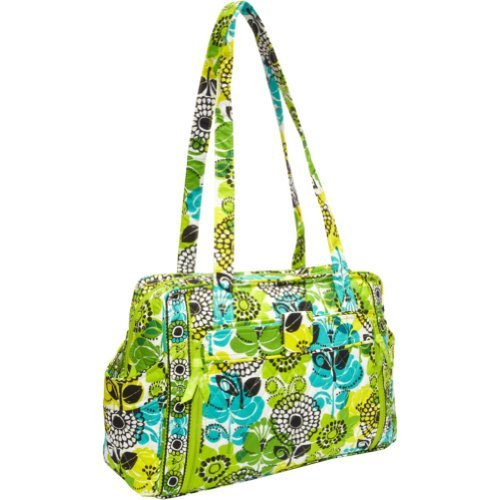 Vera Bradley Make a Change Baby Bag (Lime's Up) - 1