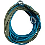 50' ATV AmSteel Blue 3/16 Winch Synthetic Extension New