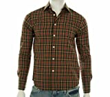 Tallia Men's Plaid Shirt