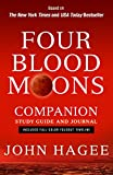 img - for Four Blood Moons Companion Study Guide and Journal: Includes Full-Color Foldout Timeline book / textbook / text book