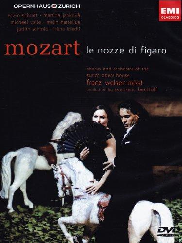 Mozart: Le Nozze Di Figaro [DVD] [Import]
