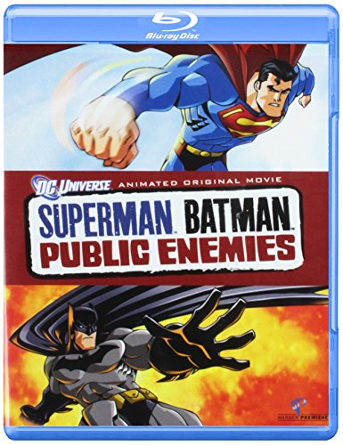 Superman/Batman: Public Enemies (Blu-Ray)