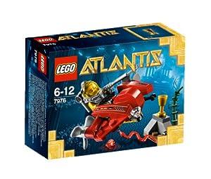 LEGO Atlantis 7976: Ocean Speeder