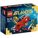 LEGO Atlantis 7976 Transportador Oceánico
