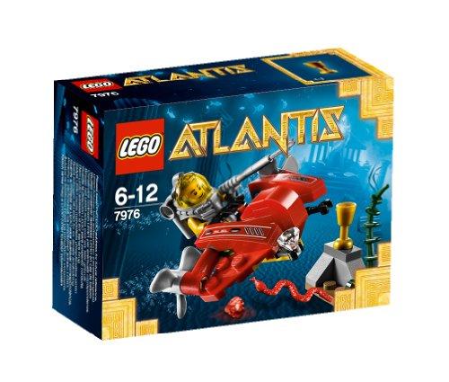 レゴ アトランティス オーシャンスピーダー  7976