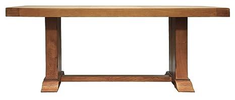 Henley Oak 2m Refectory Table