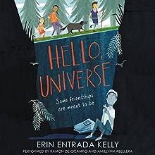 Hello, Universe Audiobook by Erin Entrada Kelly Narrated by Ramon de Ocampo, Amielynn Abellera