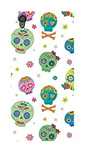 ZAPCASE PRINTED BACK COVER FOR ONE PLUS X - Multicolor