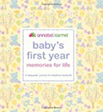 Book - Baby's First Year Memories for Life: A keepsake journal of milestone moments (Baby Record Book)