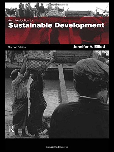 An Introduction to Sustainable Development (Routledge Perspectives on Development)