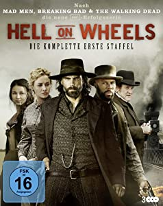Hell on Wheels - Die komplette erste Staffel [Blu-ray]