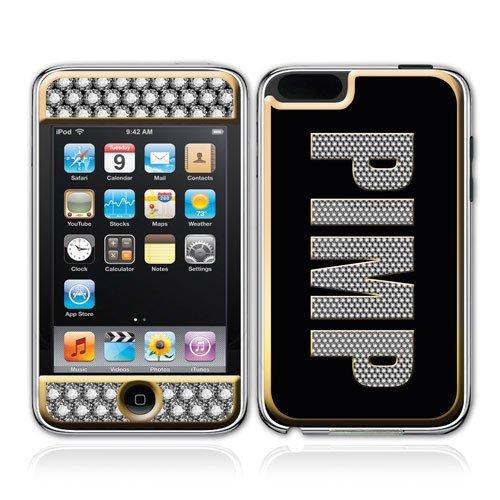 iPod touch Sticker PIMP - Größe 5,9 x 10,6 cm (Apple iPod touch Skin)