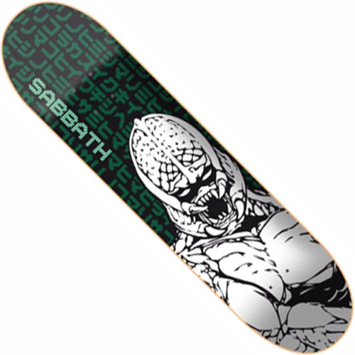 Sabbath Hunter Skateboard Deck Only - 7.50