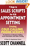7 STEPS to SALES SCRIPTS for B2B APPO...