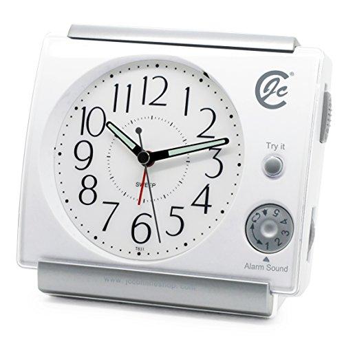 how to change alarm clock sound