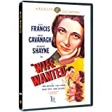 Wife Wanted [DVD] [1946] [Region 1] [US Import] [NTSC]