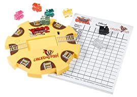Mexican Train And Chickenfoot Game Centerpiece Kit