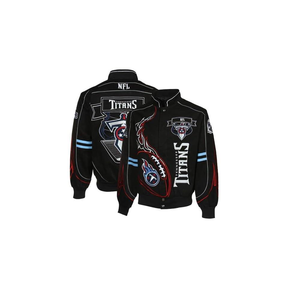 NFL Tennessee Titans Mens Redzone Jacket