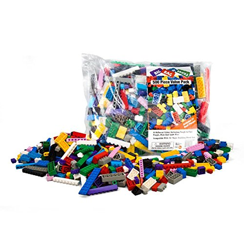 New Building Bricks Blocks Pieces Compatible