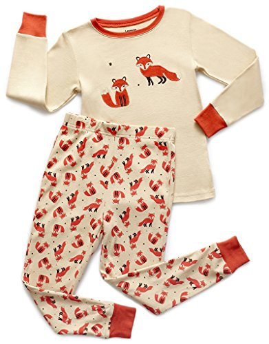 Fox 2 Piece Pajama<br>Sizes 12 mo to 14 Years