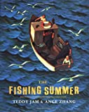 img - for The Fishing Summer book / textbook / text book