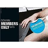 Members Only 2015 Calendar