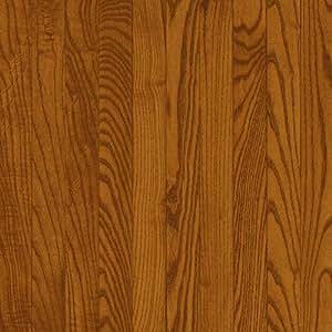 """Dundee 3.25"""" Solid Red / White Oak Flooring in Gunstock"""