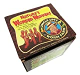 Red Wiggler Composting Worms 5lb Pack