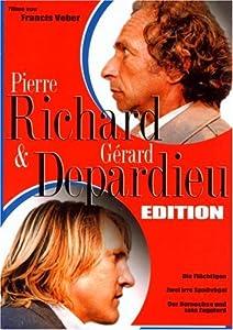 Pierre Richard & Gérard Depardieu Edition (3 DVDs)