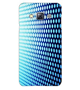 SAMSUNG GALAXY A3 PATTERN Back Cover by PRINTSWAG