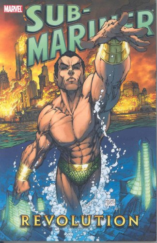 Sub-Mariner: Revolution (Marvel Comics, Civil War)