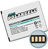 PolarCell Akku für Samsung Galaxy S3 / SIII (I9300) 2400mAh