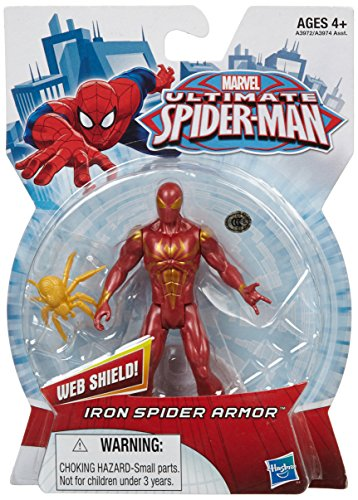 Spiderman Iron Spider Man - 1