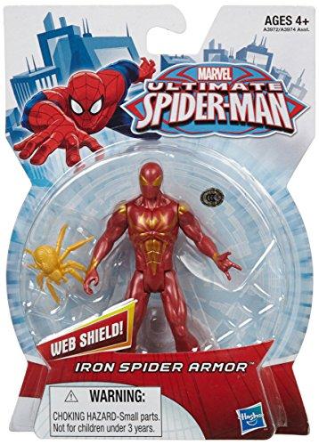 Spiderman Iron Spider Man