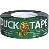 Duck Brand 877269 All-Purpose Duct Tape, 1.88 Inches by 60 Yards, Silver, Single Roll