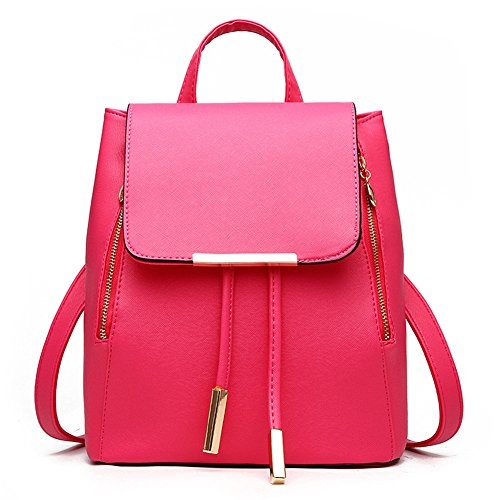 ftsucq-womens-leather-preppy-style-backpack-travel-daypack-tote-school-bags-shoulder-rosered-hobos