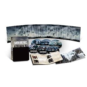 バンド・オブ・ブラザース ブルーレイ コンプリート・ボックス(初回限定生産) [Blu-ray]
