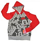 DISNEY JUNIOR Hoodie allover MINNIE MOUSE