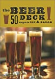 img - for The Beer Deck: 50 Ways to Sip and Savor (Discerning Tastes) by Harrison, Babs Suzanne (2003) Cards book / textbook / text book