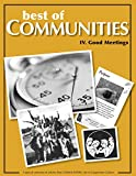 img - for Best of Communities: IV. Good Meetings book / textbook / text book
