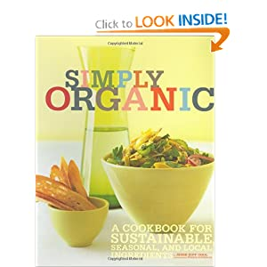 simply organic cookbook