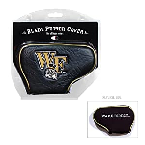 Team Golf Wake Forest Demon Deacons NCAA Putter Cover - Blade TGO-23801 by Team Golf