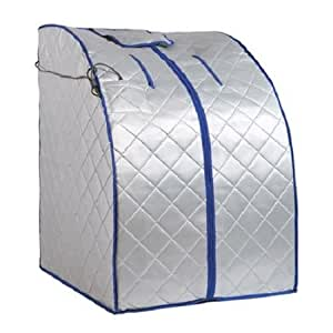 Gizmo Supply 600W Portable Therapeutic Steam Sauna Spa XL