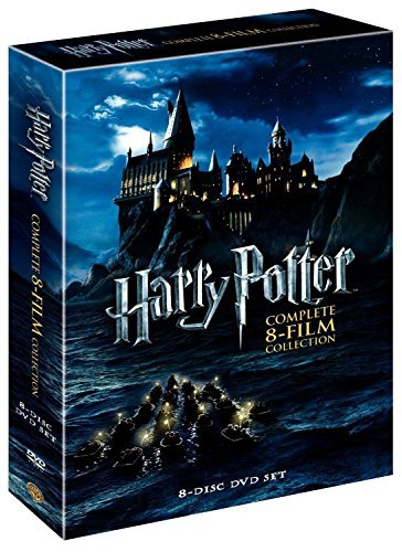 New Harry Potter (DVD, 2011, 8-Disc Set) Collection 8 -Film :New free shipping by CM shop