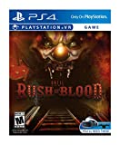 PSVR Until Dawn: Rush of Blood - PlayStation 4 Standard Edition