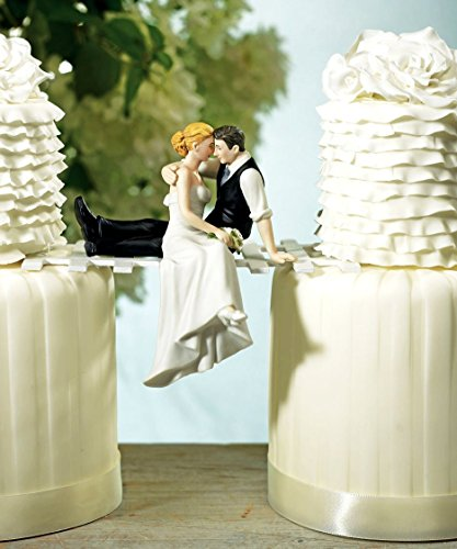 Weddingstar-The-Look-of-Love-Bride-and-Groom-Couple-Figurine-for-Cakes